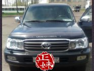 TOYOTA, Land Cruiser 100, 2006